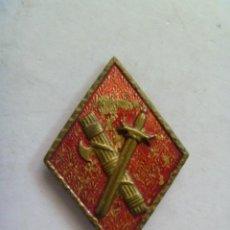Militaria: ROMBO DE LA GUARDIA CIVIL . EPOCA FRANCO.. Lote 44897084