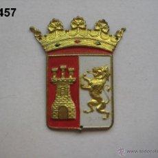 Militaria: INSIGNIA - PLACA DE BRAZO DE LA AGRUPACIÓN DE DIVISIONES GUADALAJARA Y SOMOSIERRA. ENVÍO GRATUITO.. Lote 45215946