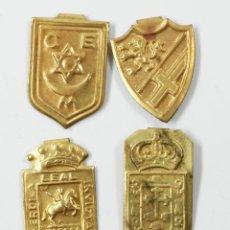 Militaria: 6 PINS O CONDECORACIONES, VER FOTOS ANEXAS.. Lote 45259208