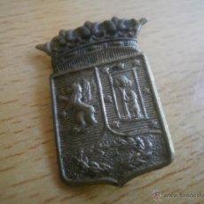 Militaria: EMBLEMA AYUNTAMIENTO DE MADRID.. Lote 45387903
