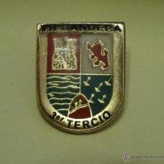 Militaria: VII BANDERA 3º TERCIO DE LA LEGION PIN DEL AÑO 1992. Lote 46212003