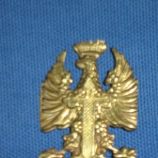 Militaria: INSIGNIA DE ALFILER DEL EJERCITO ESPAÑOL - 3.5X5.5 CMS. Lote 46261557