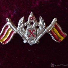 Militaria: INSIGNIA ALFILER CARLISTA FALANGE GUERRA CIVIL. Lote 47017428