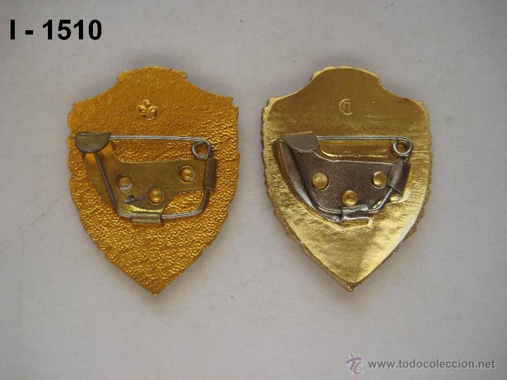 Militaria: LOTE DE 2 INSIGNIA S SOVIÉTICA S DE CUALIFICACIÓN. UNA DEL EJÉRCITO Y OTRA DE AVIACIÓN. ENVÍO GRATIS - Foto 3 - 47097936