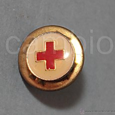 Militaria: 1 PIN CRUZ ROJA DE SOLAPA. Lote 119912948
