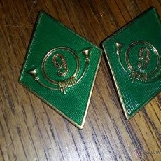 Militaria: ROMBOS DE UNIDADES DE MONTAÑA. Lote 47496048