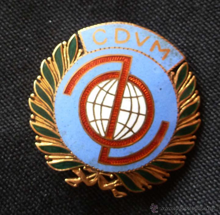 INSIGNIA CURSO MUY BUENA CALIDAD (Militar - Insignias Militares Españolas y Pins)