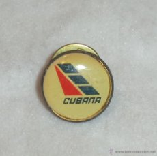 Militaria: PIN DE LA COMPAÑIA CUBANA DE AVIACION.. Lote 48549230