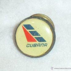 Militaria: PIN DE LA COMPAÑIA CUBANA DE AVIACION.. Lote 48549238