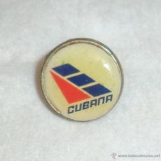 Militaria: PIN DE LA COMPAÑIA CUBANA DE AVIACION.. Lote 48549241