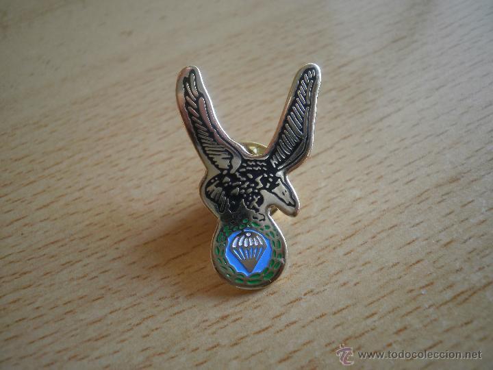 PIN DE PERMANENCIA BRIGADA PARACAIDISTA. BRIPAC (Militar - Insignias Militares Españolas y Pins)