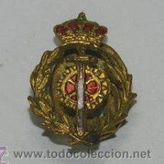 Militaria: INSIGNIA DE OJAL DE INSTITUCIONES PENITENCIARIAS, MIDE 2 CMS.. Lote 48912856