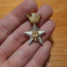 Militaria: ANTIGUA INSIGNIA DE REPUBLICA ITALIANA. Lote 49385895