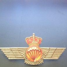 Militaria: ROKISKI O INSIGNIA DE PARACAIDISMO -9CM.. Lote 175402144