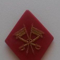 Militaria: ROMBO DE CABALLERIA DE PLASTICO. Lote 50061671
