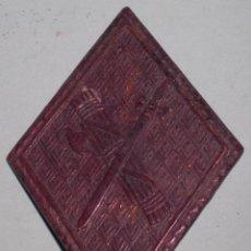 Militaria: INSIGNIA ROMBO GUARDIA CIVIL. Lote 50368711
