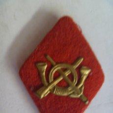 Militaria: ROMBO DE CUELLO DE INFANTERIA, EPOCA DE FRANCO. Lote 50474203