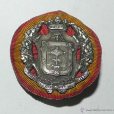 Militaria: INSIGNIA DEL SOMATEN ARMADO DE LA VI REGION, REVERSO CON IMPERDIBLE, MIDE 3,2 CMS.. Lote 50506004