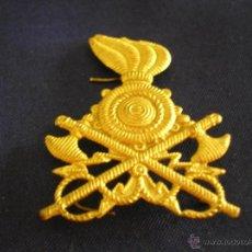 Militaria: DISTINTIVO ITALIANO DE INGENIEROS PARA GORRA O BOINA.. Lote 50541558
