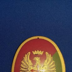 Militaria - Distintivo de alumno de la Academia Especial Militar- Corona Imperial - 50809644