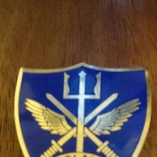 Militaria: PEPITO NAVAL FLOTA DE LA OTAN ORIGINAL. NATO NAVY BADGE. Lote 51453624