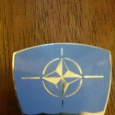 Militaria: PEPITO NAVAL FLOTA DE LA OTAN ORIGINAL. NATO NAVY BADGE. Lote 51453660
