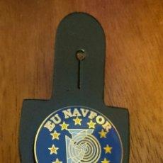 Militaria: PEPITO NAVAL FLOTA DE LA OTAN ORIGINAL. NATO NAVY BADGE. Lote 51453697