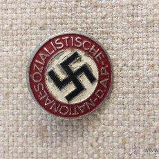 Militaria: PIN ORIGINAL PARTIDO NAZI NSDAP RZM. Lote 67500535
