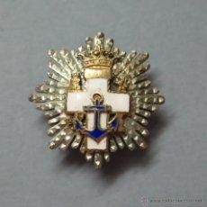 Militaria: INSIGNIA MERITO NAVAL. EPOCA FRANCO. Lote 51658871