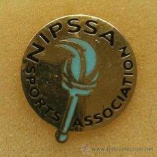 Militaria: PIN ASOCIACION DEPORTISTAS POLICIA (375). Lote 52436783