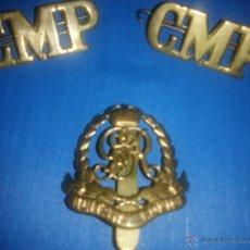Militaria: EMBLEMAS CORPS MILITARY POLICE. Lote 52821262