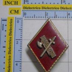Militaria: INSIGNIA ROMBO ESMALTADO DE LA GUARDIA CIVIL. Lote 52824832