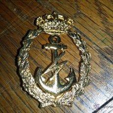 Militaria: DISTINTIVOS DE INGENIERO DE TELECOMUNICACIONES Y ELECTRONICA DE LA ARMADA ESPAÑOLA. Lote 53315413