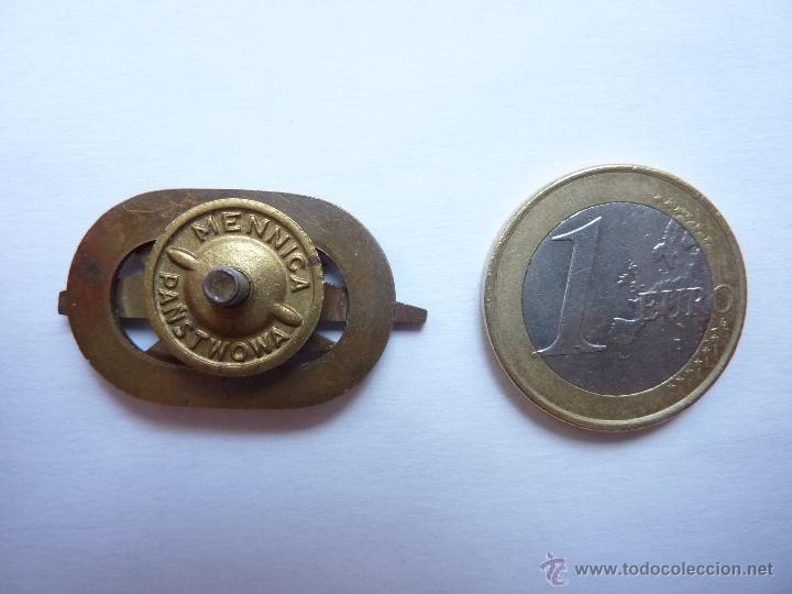 Militaria: Polonia: Distintivo de forma física excepcional (Categoría de bronce) - Emblema militar - Foto 2 - 53414831