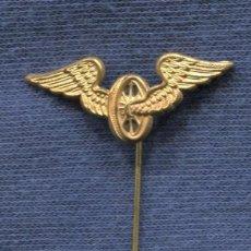 Militaria: ALEMANIA III REICH. INSIGNIA DE SOLAPA DEL DEUTSCHES REICHSBAHN.. Lote 54115567