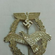 Militaria: ALEMANIA. II GUERRA MUNDIAL. INSIGNIA NSFK. PILOTO AERONAVES. INSTITUIDA EN 1942.. Lote 54401549
