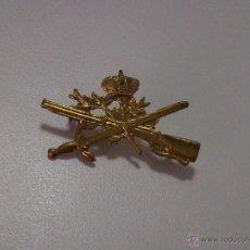 Militaria: INSIGNIA CAZADORES DE MONTAÑA ALFONSO XIII. Lote 54464927
