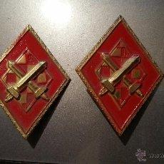 Militaria - PRIMER DISEÑO DE ROMBOS DE LA ACADEMIA DE SUBOFICIALES - 101085732
