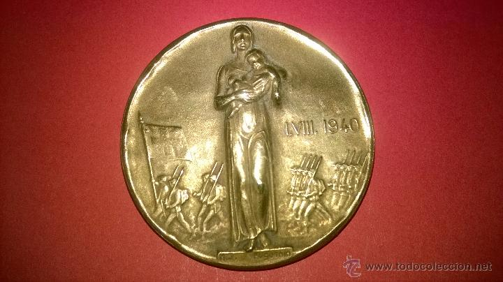 SUIZA HUGUENIN LE LOCLE I.VIII.1940 (Militar - Insignias Militares Extranjeras y Pins)
