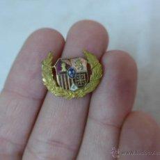 Militaria - Antigua insignia de somatenes armados, somaten republicana. Guerra civil. - 54698477