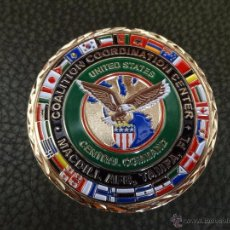 Militaria: CHALLENGE COIN COALITION COORDINATION CENTER. MC DILL AFB TAMPA. Lote 57127434