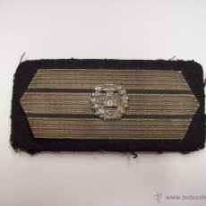 Militaria: INSIGNIA PECHO SARGENTO PROVISIONAL DE INGENIEROS. Lote 54760830