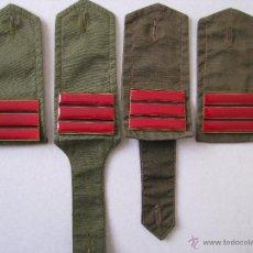 Militaria: HOMBRERAS CON GALONES, 2 PARES.. Lote 54856955