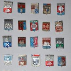Militaria: PINS SOVIETICOS .LOTE 2 .URSS .. Lote 69755693