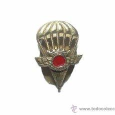 Militaria: ANTIGUA INSIGNIA PARACAIDISMO ROKISKI EJERCITO DEL AIRE. Lote 36018785