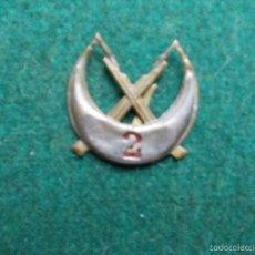 insignia regulares nº 2