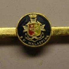 Militaria: PASACORBATAS DEL BARCO DE GUERRA B. H. MALASPINA.. Lote 55868267
