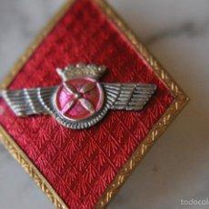 Militaria: AVIACION, ROMBO ESMALTADO DE PILOTO. Lote 55955207