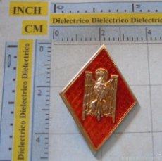 Militaria: ANTIGUA INSIGNIA ROMBO. POLICÍA NACIONAL ARMADA. Lote 56191705
