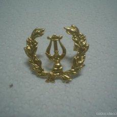 Militaria: INCINIA GORRA MUSICA. Lote 56276697